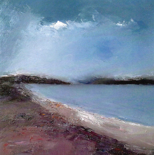 Fintry Bay by Ian Rawnsley