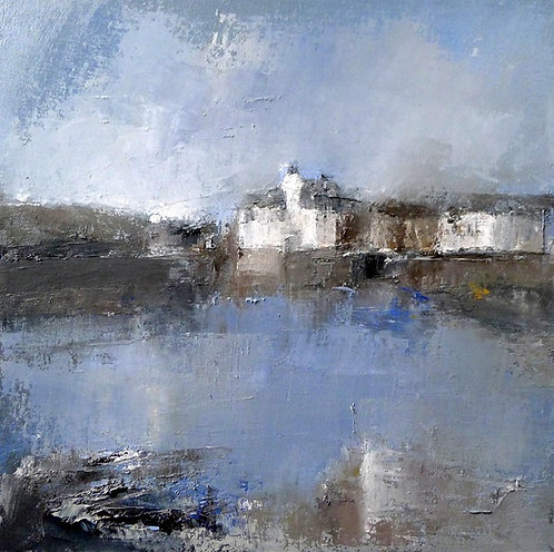 'Millport Pier' by Ian Rawnsley