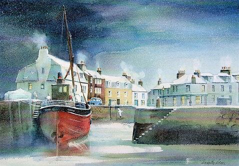 The Saxon, Millport Harbour
