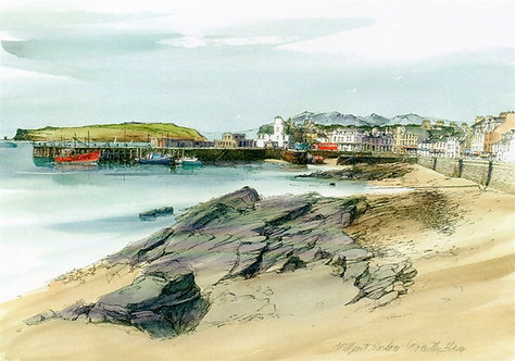 Millport Harbour by Dorothy Bruce