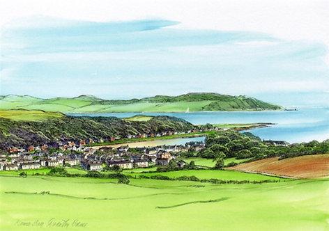 Kames Bay, Millport (2) by Dorothy Bruce