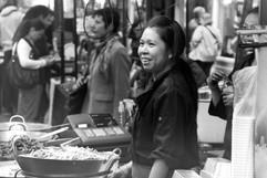 Chinese Market, London.