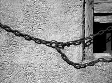 Wall & Chain.