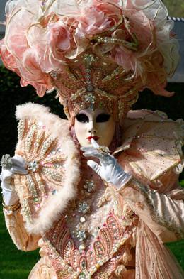 Costumés de Venise