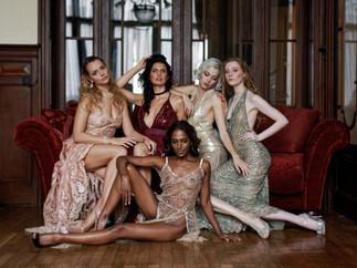 AYla Rose, Zoi Morgan, Riona Neve, Lulu Lockhart & Nirmala Fernandes.