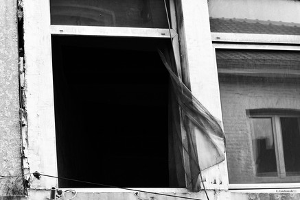 Abandoned House in Liège.