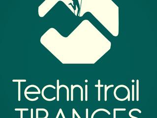 Nouveau logo pour le Techni'Trail Tiranges