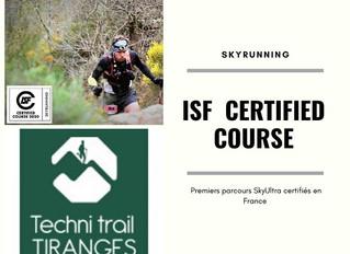 Nouvelle certification !!
