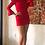 Thumbnail: Keila Shoulder Peek  Mini dress
