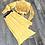 Thumbnail: Vintage Glam 2 pc. Mustard Set