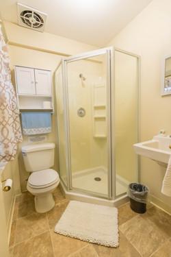 Full Bathroom, Lower Level