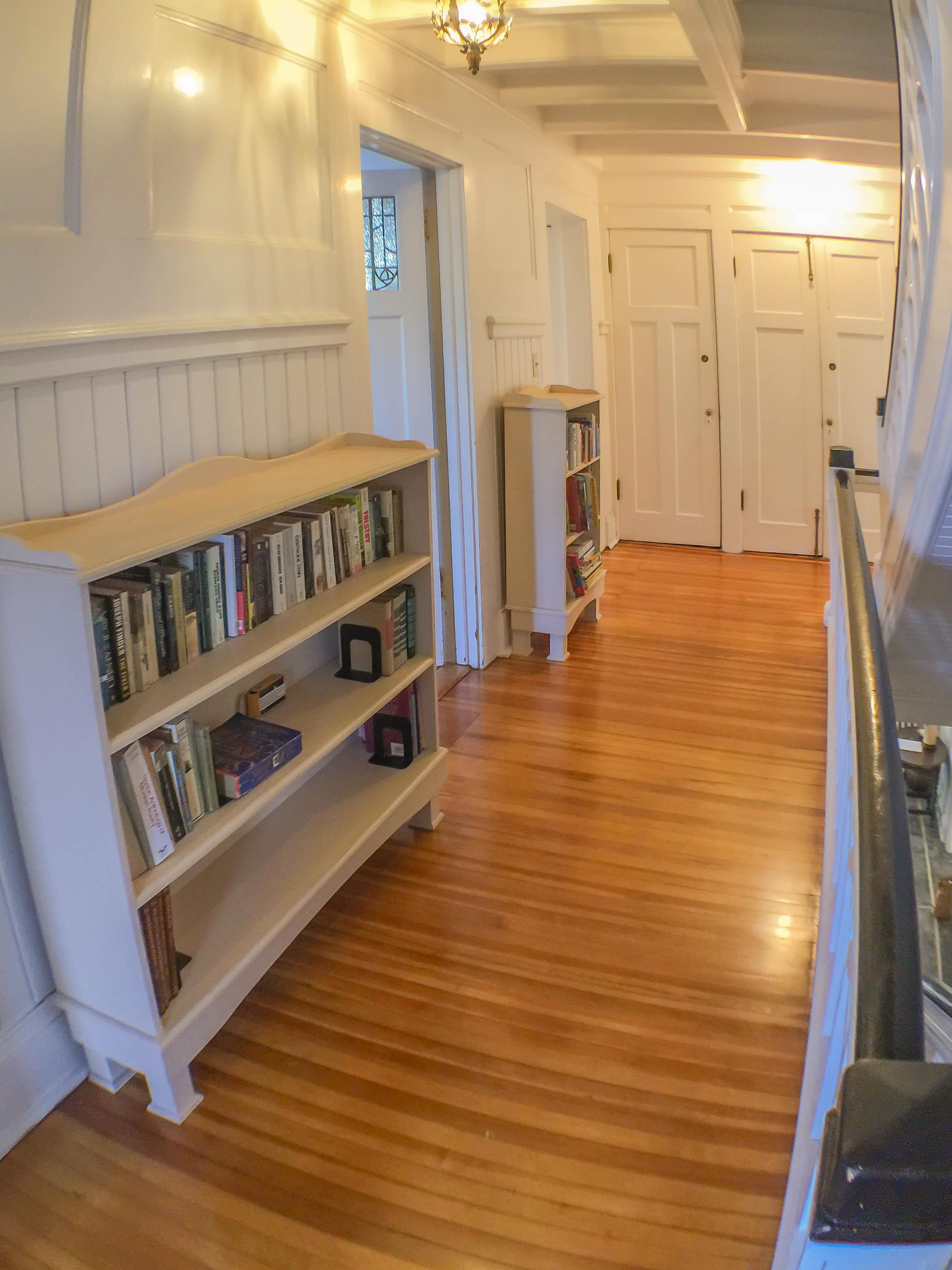 Hallway, 2nd Floor