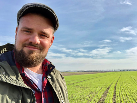 Pokusy Lucagra jačmeň / pšenica 2020