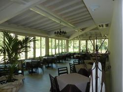 Sala da pranzo adesso
