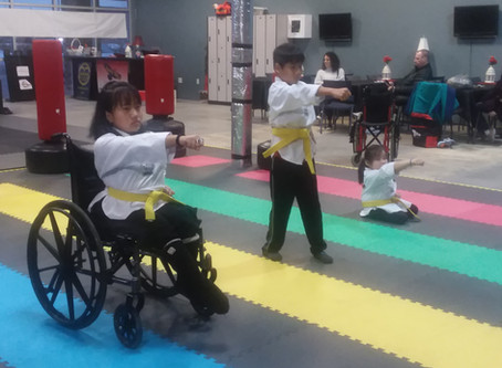 What is Adaptive Tae Kwon Do?