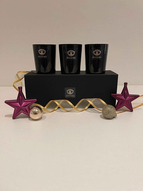 Zen Trio Votive Gift Box