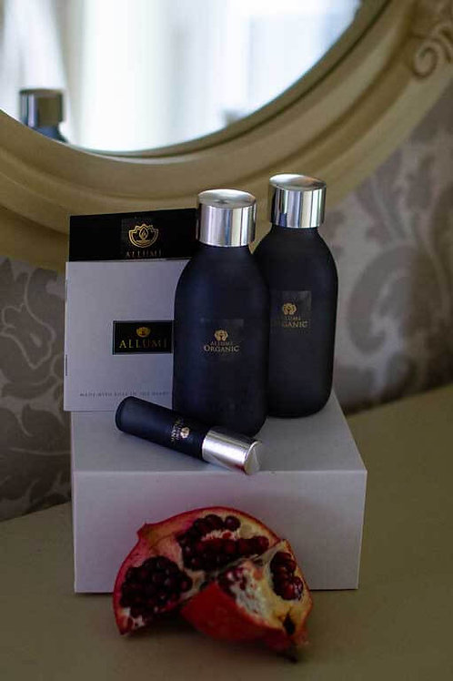 Allumi Zen Organic Body Oil - Shower Oil & Wand Box Set