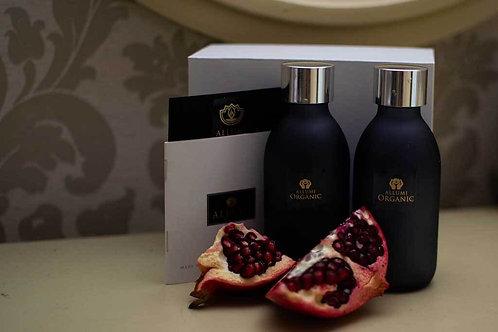 Allumi Zen Organic Body Oil & Shower Oil Set