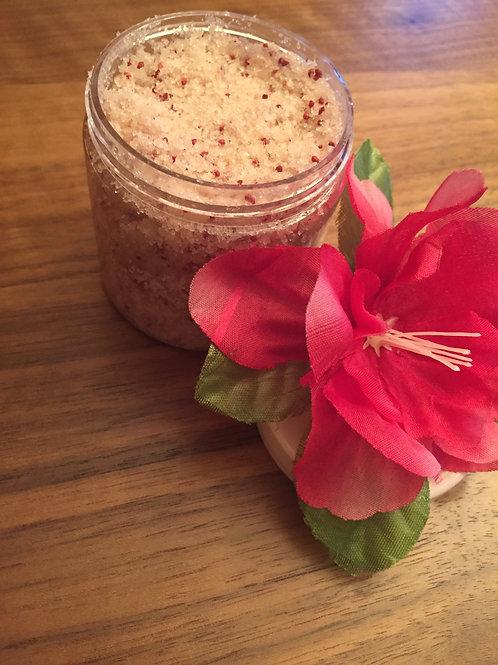 Cranberry Bliss Himalayan Salt Scrub