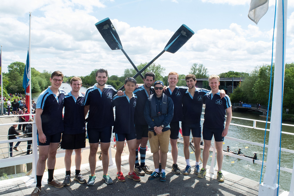 M2 Summer Eights 2015