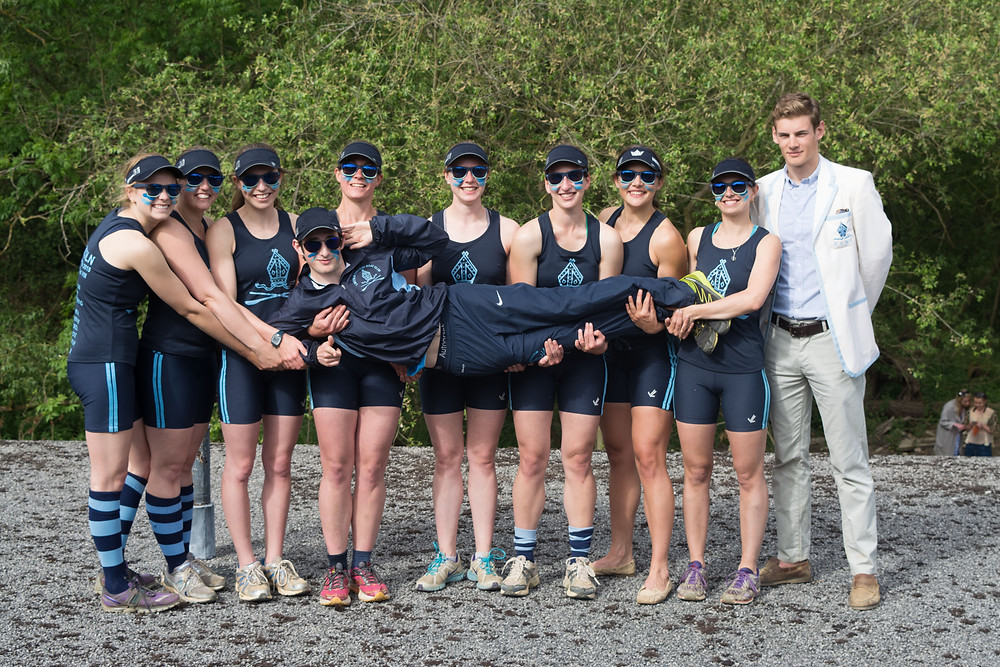 W1 at Summer Eights 2015