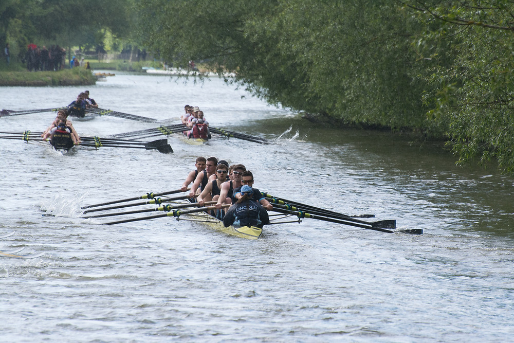 M1 on Friday of Eights