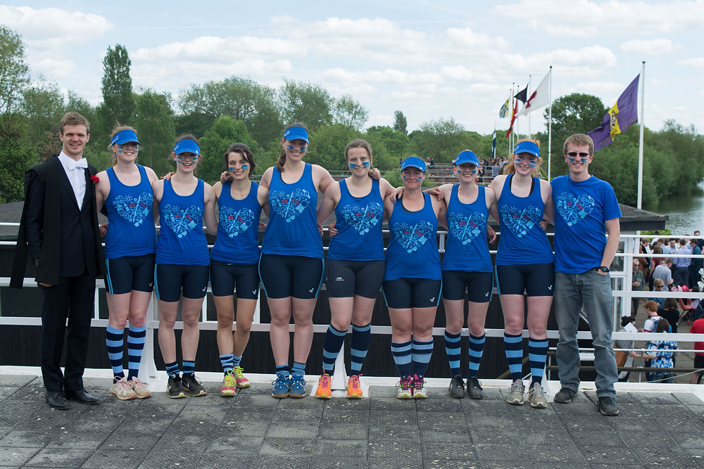 W2 Summer Eights 2015