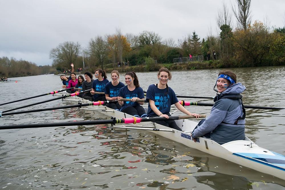 Women's C boat