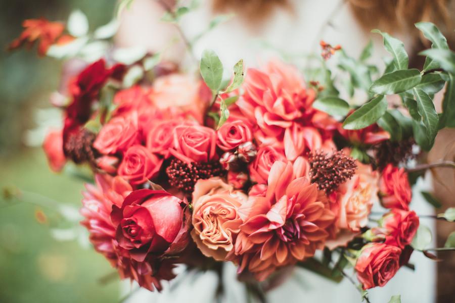 Rich Autumnal Bouquet