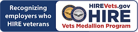 We Proudly Hire Vets