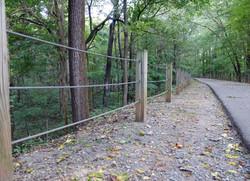 Greenway Wood Fence