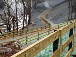3-Rail Wood Fence