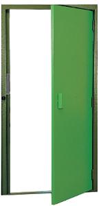 Porte secondaire sécurité pierre clabots