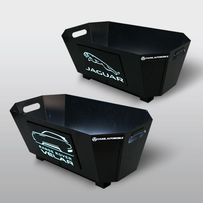 천일오토모빌 재규어랜드로버 LED 아이스버킷