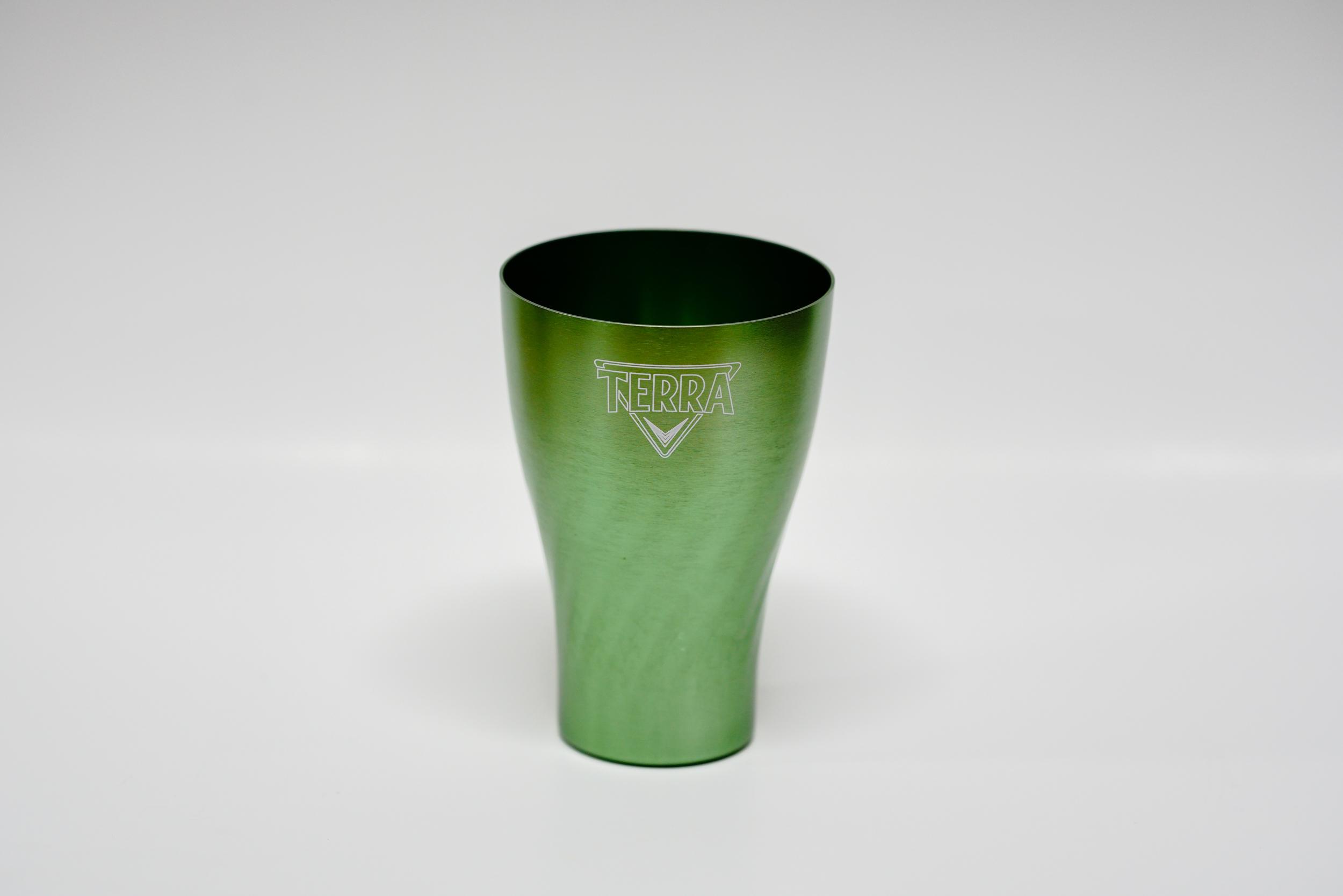 테라 알루미늄컵