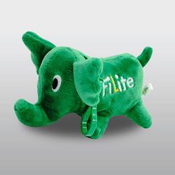 필라이트 코끼리 인형