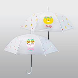 카카오프렌즈 라이언,어피치 비닐우산