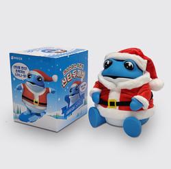하이트진로 크리스마스이즈백 산타두꺼비
