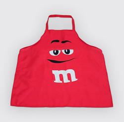 M&M's 앞치마