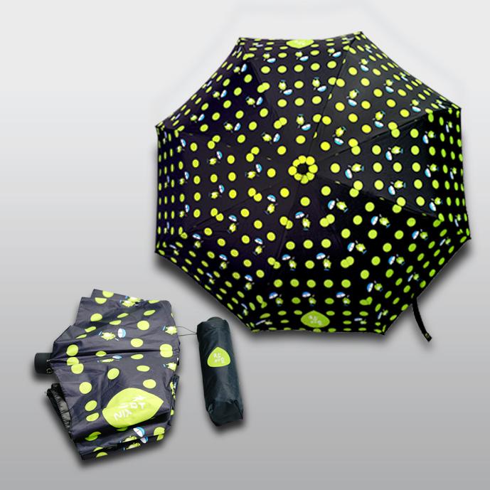참이슬 3단 우산