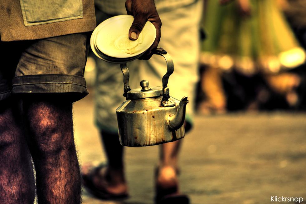 Where there's tea there's hope,  I feel like, Chai ke bina din chaalu nei hotha