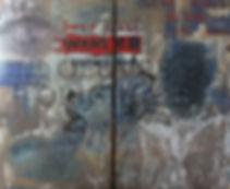 TOTEM 3-Totem Nkosi - 80x80x2cm-filigran