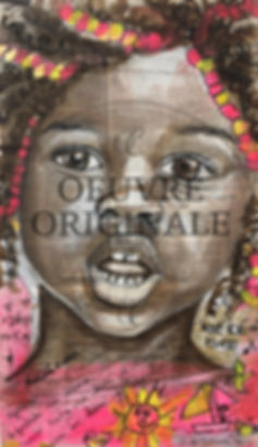 Wax attitude- Mwana ndeke moko-filigrane