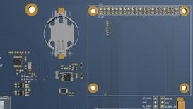 Rasbperry Pi 40-pin GPIO Header