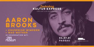 2021-07-04 Passau - Aaron Brooks + KuWi