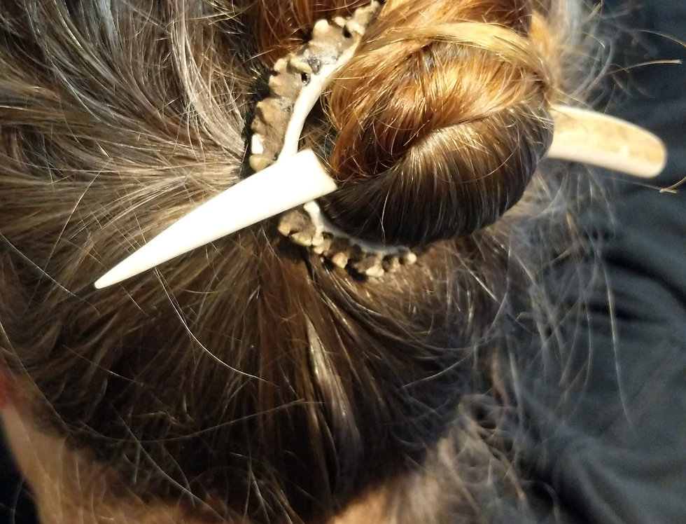 Antler Hair Piece