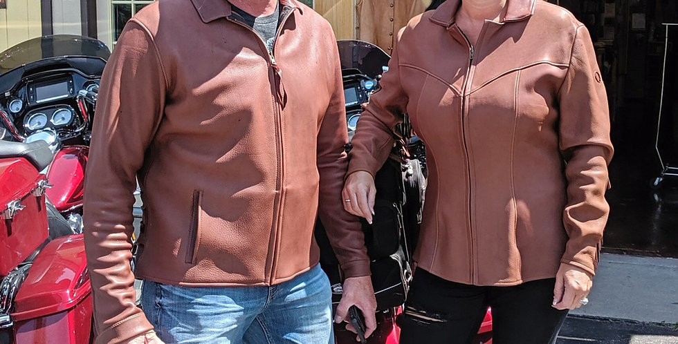 Deerskin Jacket