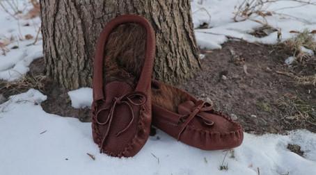 Moccs slipper