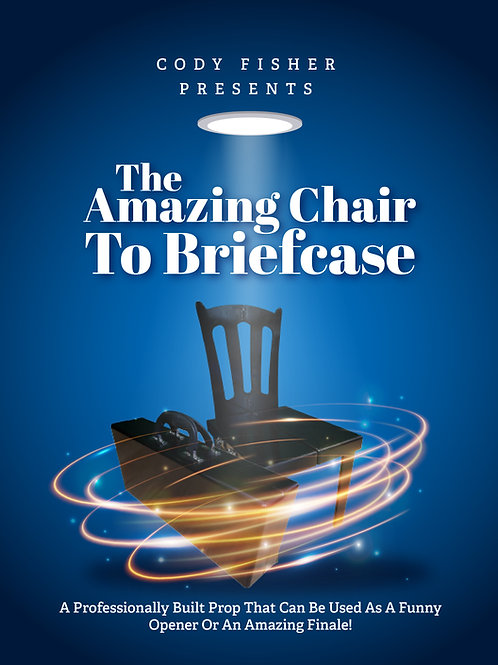 The Amazing Chair To Briefcase
