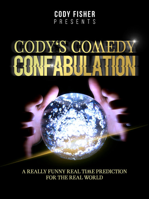 Cody's Comedy Confabulation E-Book
